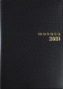 monaca手帳ブラック